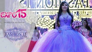 Expo 15 Pasarela Vestidos 15 Años Eos Cordero Oct 14