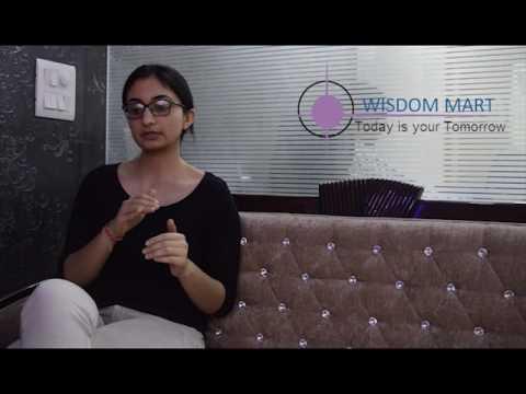 Wisdom Mart | Admission Services Review - Shiena Kundu