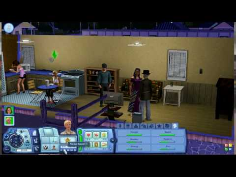 Let's Play Sims 3 World Adventures Part 2