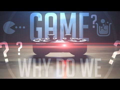 Why do we play Games? //BlackLight:retribution COMMENTARY