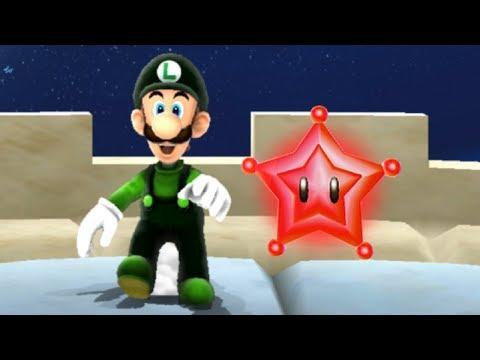 Super Luigi Galaxy Walkthrough - Part 21 - Gateway Galaxy