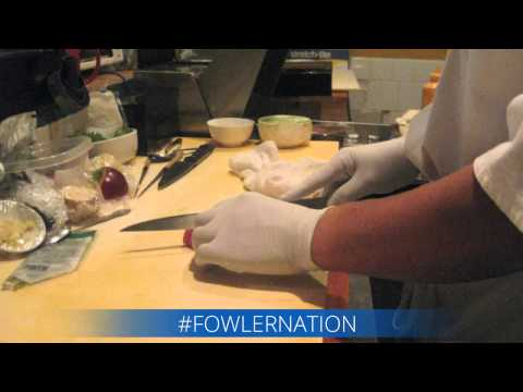 Should Chefs Be Able To Cook With Bare Hands? (The Richard Fowler Show)