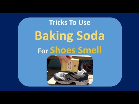 Tricks To Use Baking Soda For Shoes Smell - Simple Tips To Remove Shoes Smell