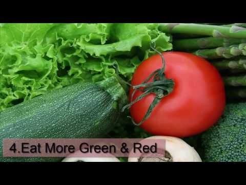 How to Look Younger Naturally And Tips For Anti Aging With Complete Diet Plan