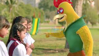 Aik Zaroori Baat - Chuck & Chatty teach kids about bad touch
