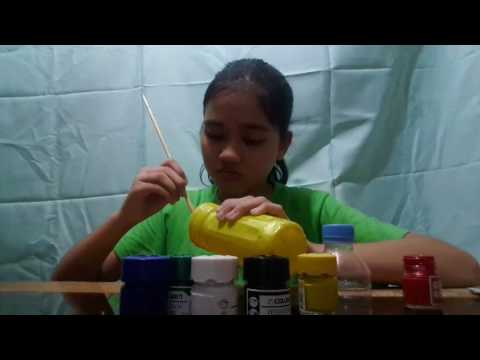 How to make a Pencil Case made of Plastic Bottle