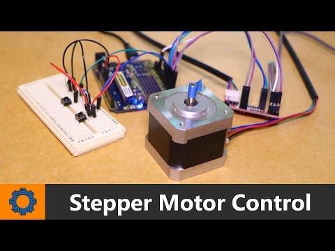 Arduino - Stepper Motor Control