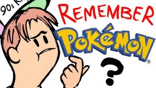 Remember Pokemon? ~ Oh The Memories ~ with 90s Nick