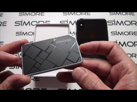 iPhone X Dual SIM bluetooth adapter with both SIMs active at the same time - SIMore