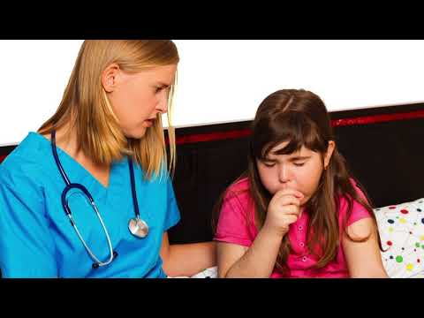 Children's of Alabama- Whooping Cough Video Aug 2017