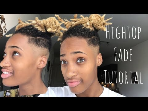 How to FADE A HIGHTOP (BEGINNERS 😄)