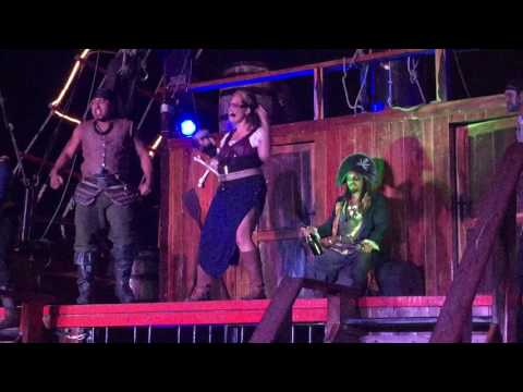 Jolly Roger Pirate Dinner Cruise Cancun