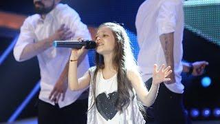 """Carmen - """"Domino"""". Vezi cum cântă Patricia Dumitrescu, la Next Star!"""