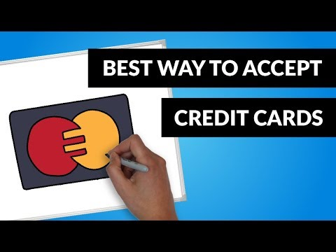 Best Way to Accept Credit Cards