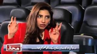 Me and Fawad were not on talking terms during Hamsafar says Mahira Khan