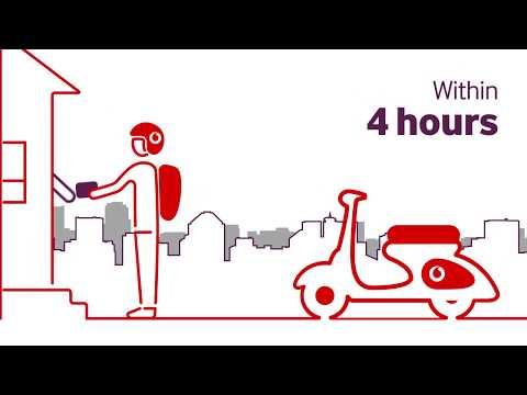 Vodafone UK: Vodafone Business Insurance