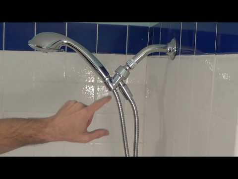 How to Install a Bathroom Showerhead