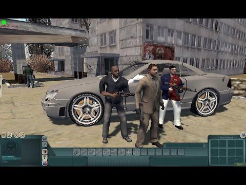London Gang War (Men of War Red Rising Mod)