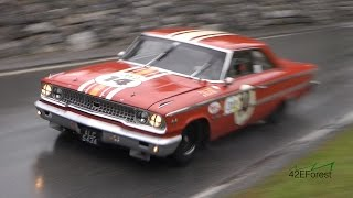 Arosa Classic Car 2015 [HD] - pure sound