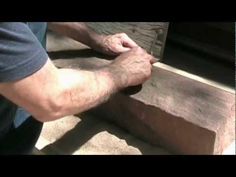 Stonemasonry - Stone Cutting
