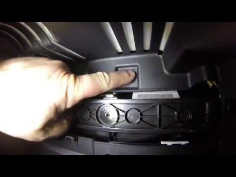 2013 Jeep Grand Cherokee Cabin Filter