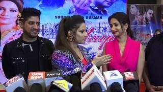 Soumitra Dev Burman Song Tu Aaya Naa Launch With Ganesh Acharya,Krushna Abhishek, Manvitha Harish.