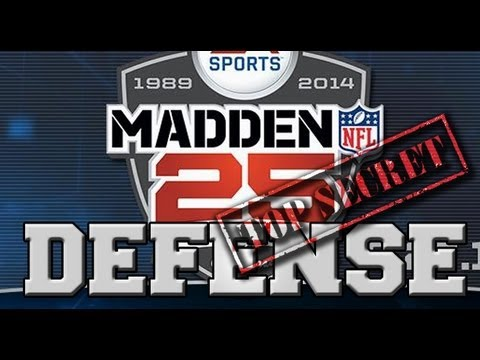 Madden 25 DEFENSIVE SECRET - Defending Deep