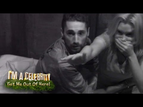 Ashley Sees a Monster | I'm A Celebrity...Get Me Out Of Here!