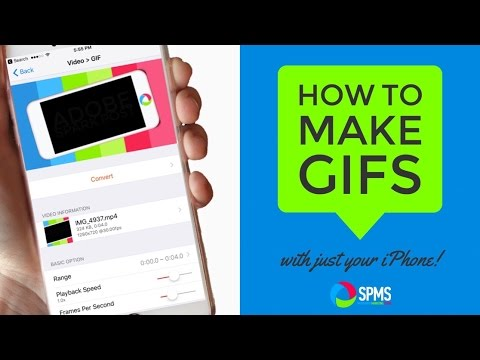 Convert Videos to GIFs with Just Your iPhone