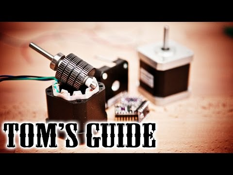 3D printing guides - How steppers work and how to adjust their drivers