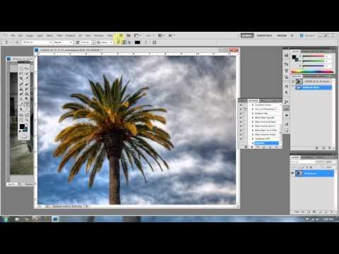 Actions In Photoshop CS5
