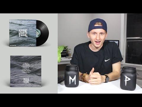 Album Cover Design Process