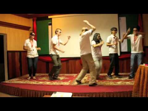 FACI Roll Call - AIESEC Cambodia Summer Conference