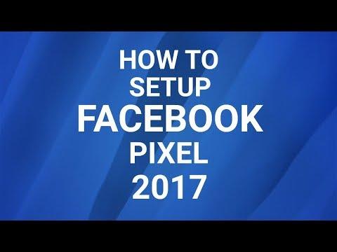 How To Setup Your FaceBook Pixel - Facebook Pixel Tutorial 2017 - EASY!