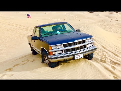 How To Drive In Sand Dunes