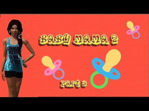 The Sims 3: Baby Mama 2 Part 3 Prom Night