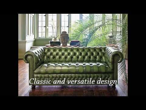 How to make chesterfield sofa. Video course. DIY chesterfield.