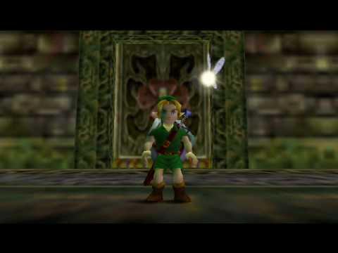 Woodfall Temple Boss Key Skip