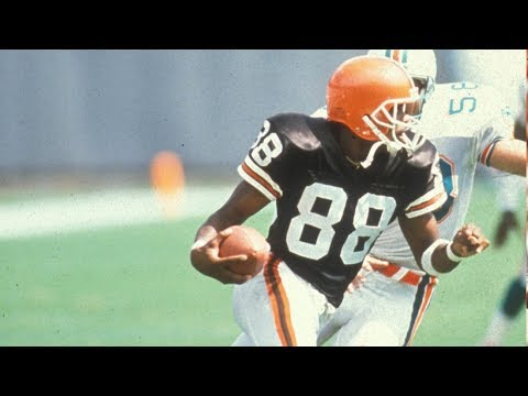Browns History: Reggie Langhorne was amazed just to make an NFL team | Cleveland Browns