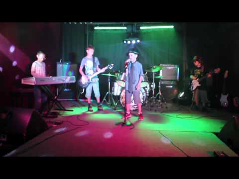 Radioactive - cover performed by Rocknado