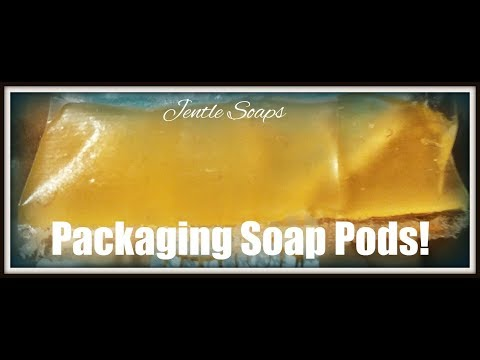 Yuzu St Patrick Bodywash Pods  | Artisan Soap |  DIY Cold Process Liquid Soap Making