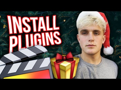 How To Install Plugins THE EASY WAY! - Final Cut Pro X
