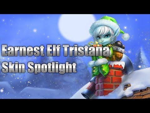 Earnest Elf Tristana Skin Spotlight *2013 Limited Edition*