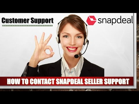 How To Contact Snapdeal Seller Support For Ecommerce Business Online Business