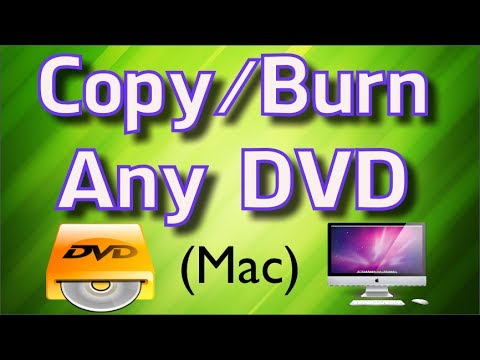 How to Copy a DVD on a Mac - Clone & Burn Any DVD