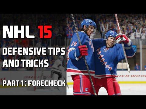 NHL 15: Defensive Tips & Tricks Part 1
