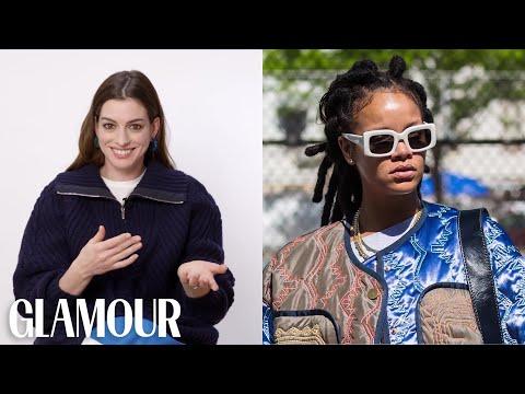 Anne Hathaway Talks Rihanna, Sandra Bullock & the Cast of Ocean's 8 | Glamour