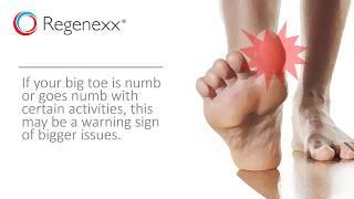 Big Toe Numb?
