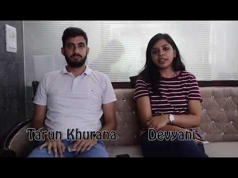 Wisdom Mart | Admission Abroad Services | Tarun Khurana & Devyani