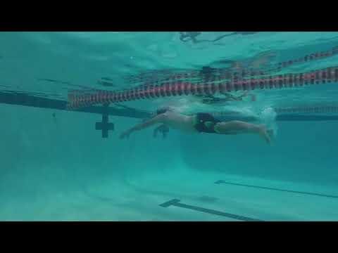 Swimming Endurance Training